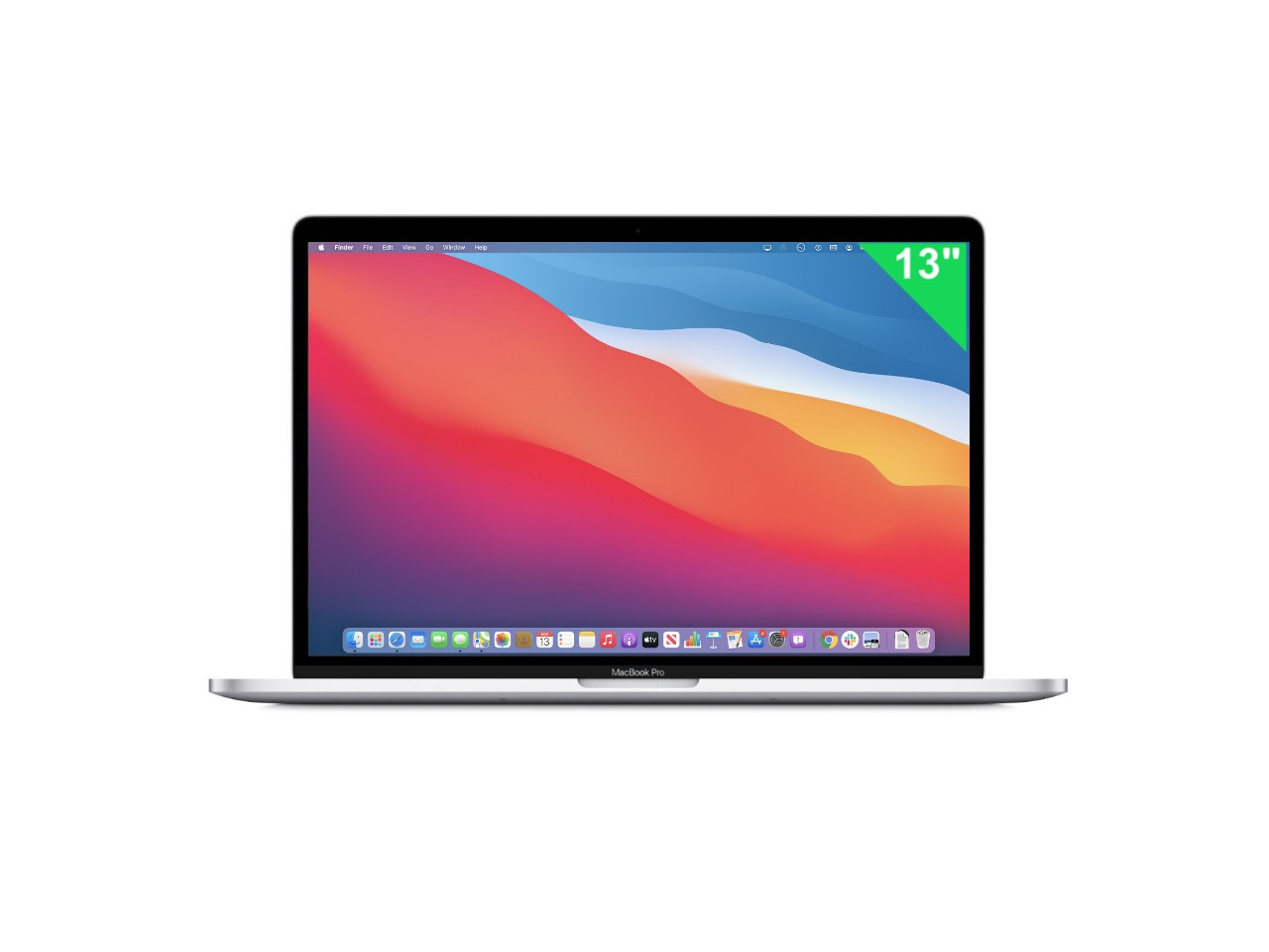 13 Apple MacBook Pro 2017 Silver TouchBar ID: 2084391-2