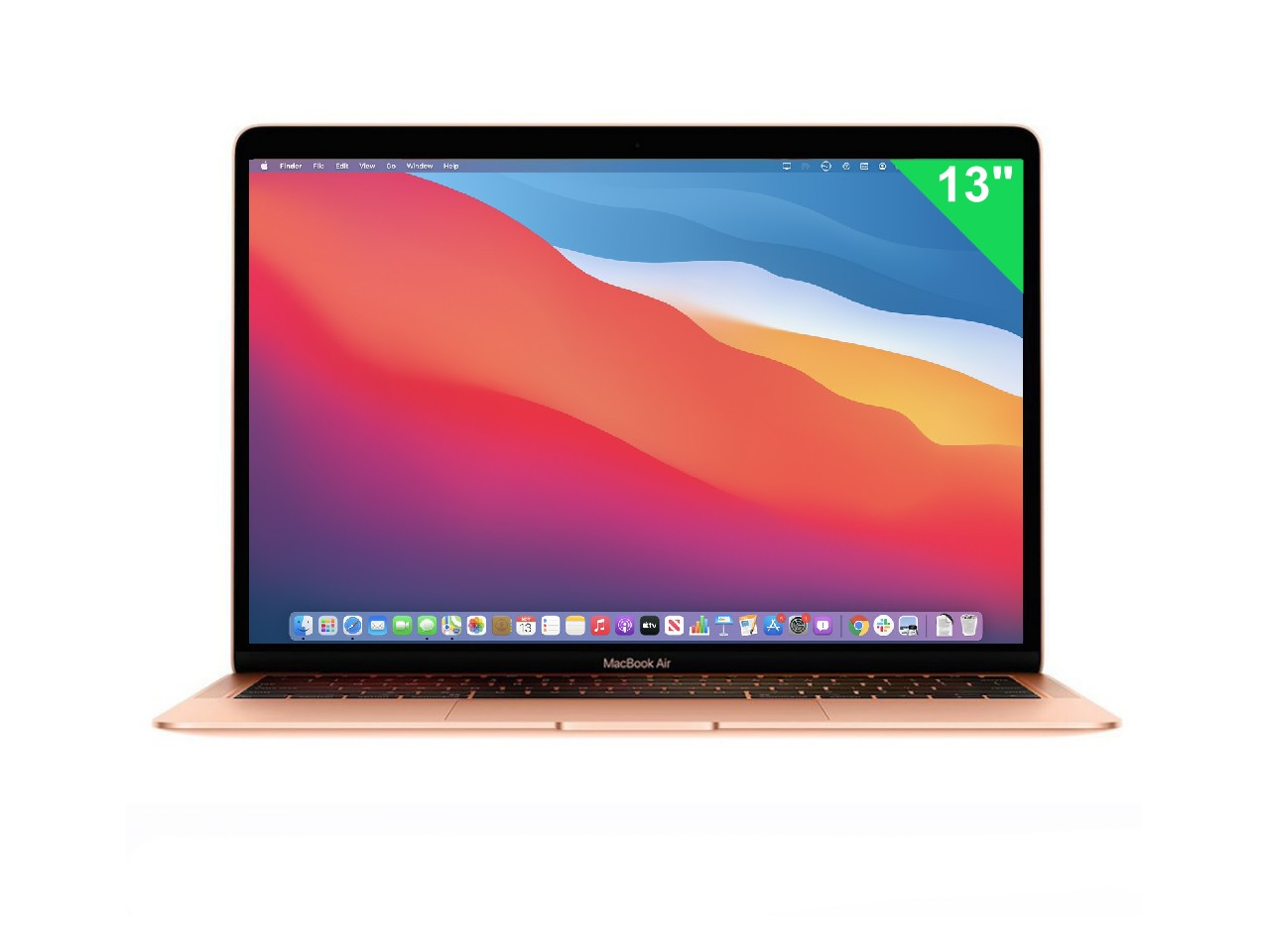 13 Apple MacBook Air Retina 2018 Gold ID: 67286208-BS (Na Objednávku )