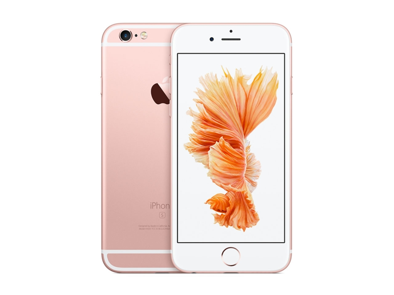 Apple iPhone 6s 64Gb Rose Gold ID: 2084451