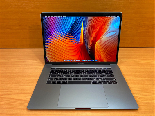 15 Apple MacBook Pro Retina TouchBar 2018 Space Grey ID: 2194565-1